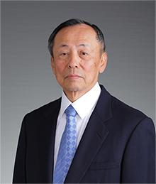 加納社長の写真