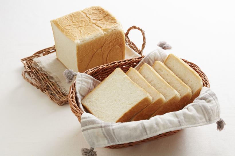 オイルフリー食パン