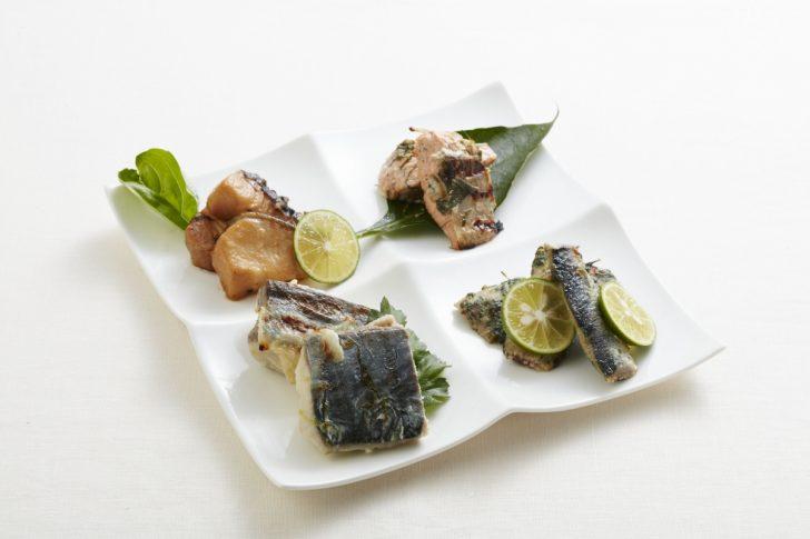 焼き魚レシピ/ユニコン・クック